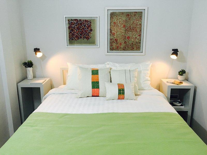 O quarto no primeiro andar Kandal.