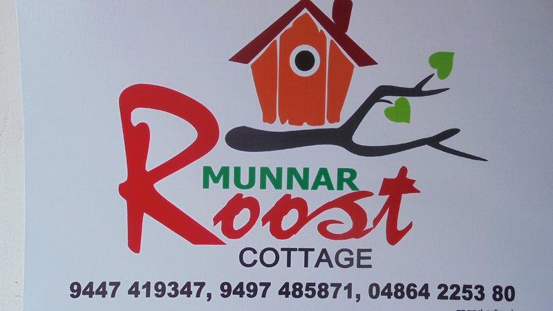 Munnar roost, vacation rental in Idukki
