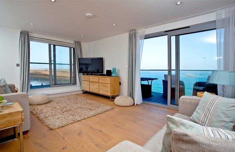 Crantock Bay Apartments, Crantock, Cornwall.No. 12, Ferienwohnung in Crantock