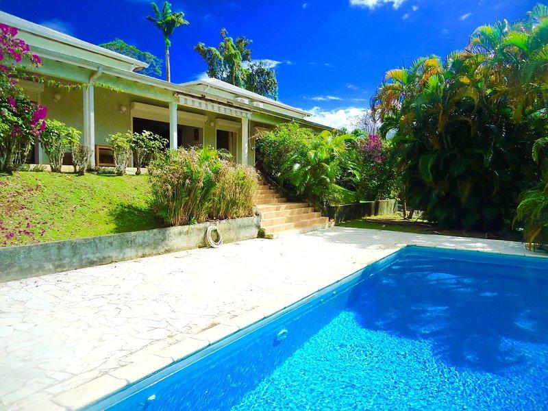Villa De Luxe Avec Piscine Tripadvisor Baie Mahault Rental