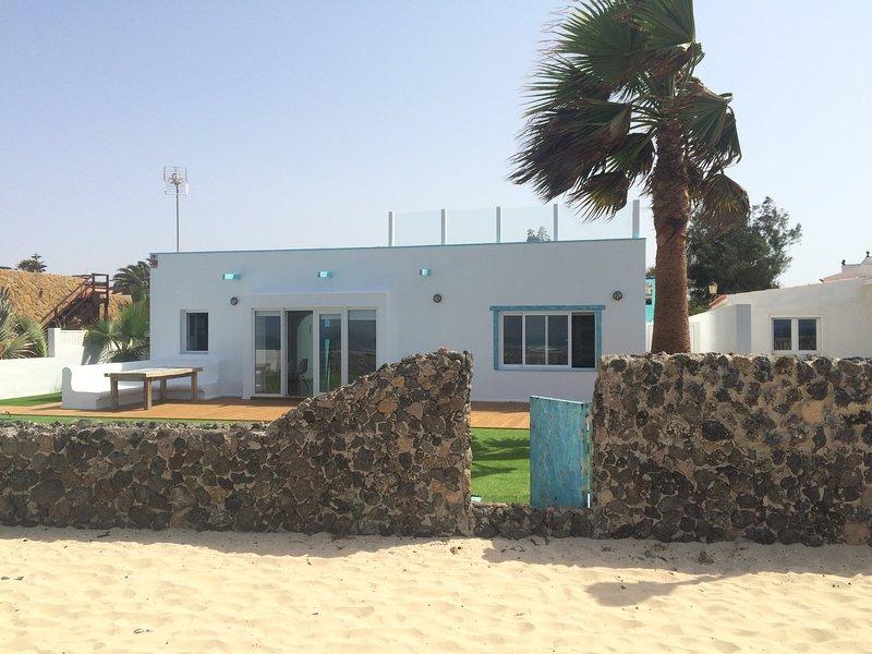 Vue de la maison de la mer