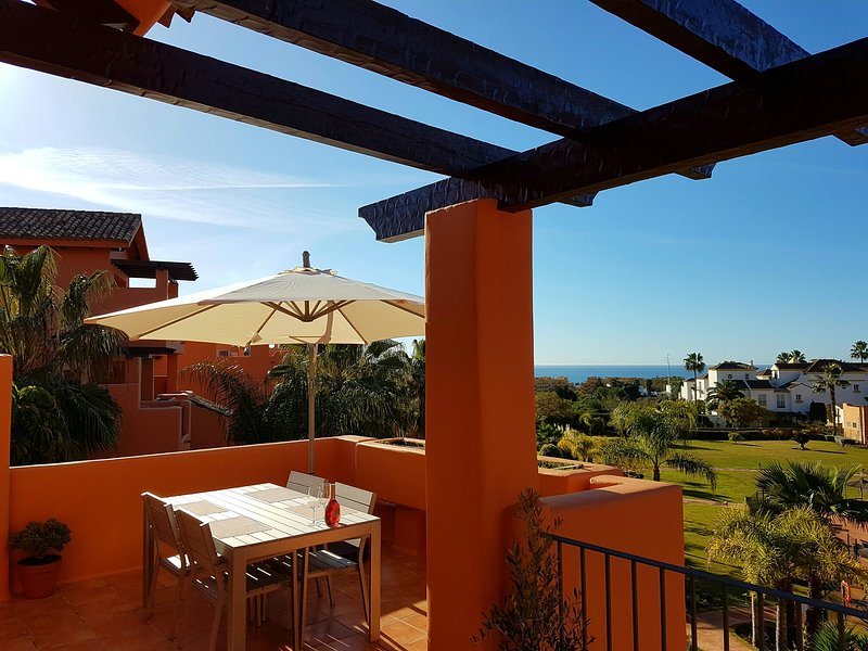 Penthouse appartment for rent Marbella (New Golden Mile), vacation rental in Cancelada