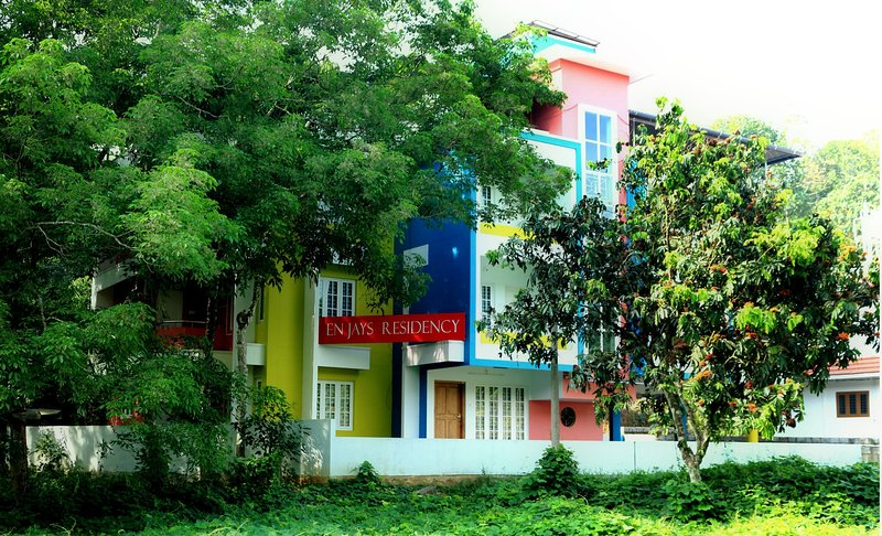 EN JAYS Residency (Serviced Apartments), vacation rental in Kottayam