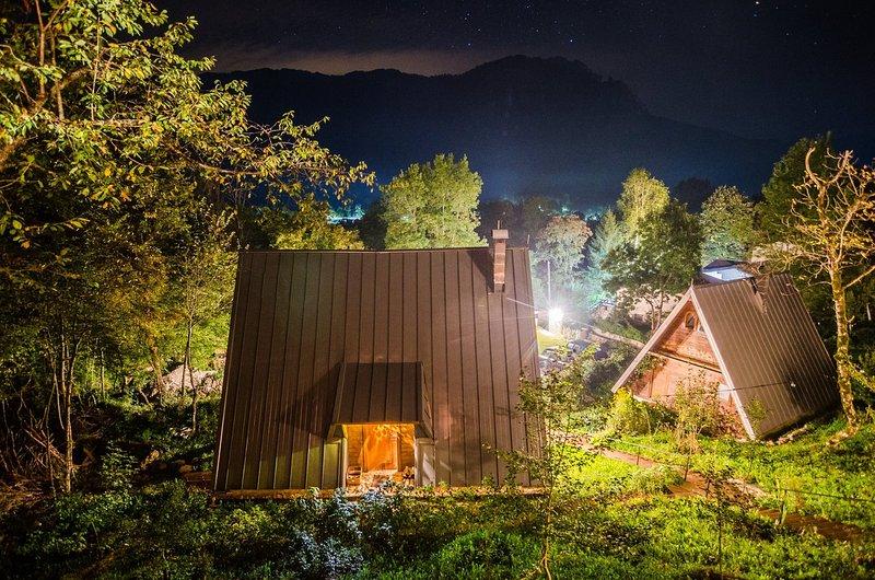 Boracko Jezero - Herzegovina Lodges - Lodge 2, vacation rental in Jezero