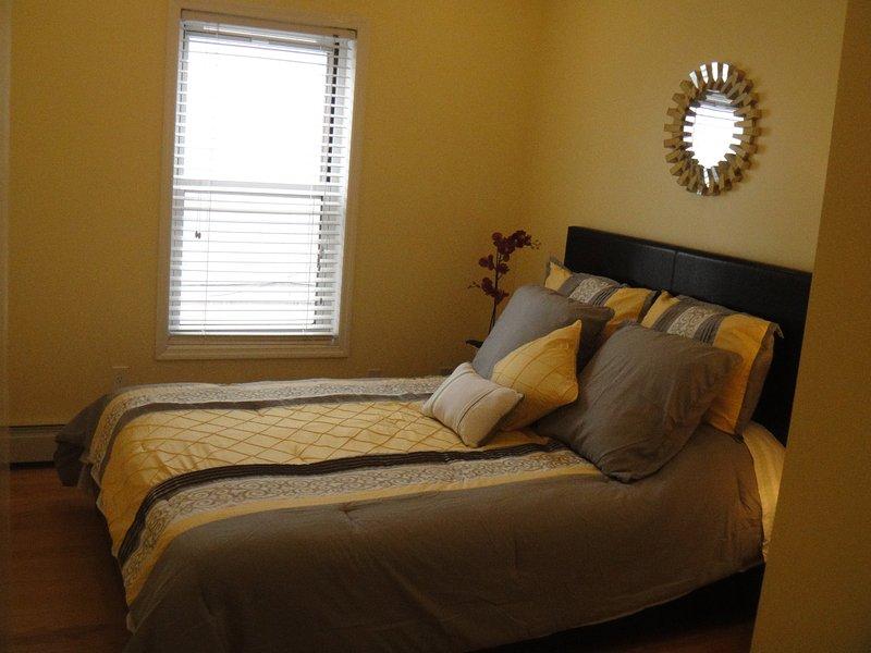 Camera 2: 1 letto matrimoniale e armadio