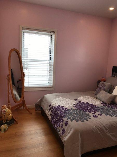Camera da letto 3: 1 letto matrimoniale e armadio