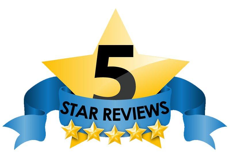 Trusted Evaluation 5 étoiles de nos clients