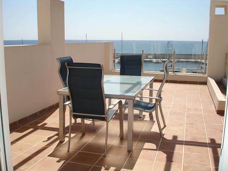 Residencial Marina del Port 35, vacation rental in Calafat