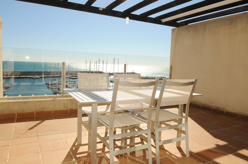 Residencial Marina del Port 44, vacation rental in Calafat