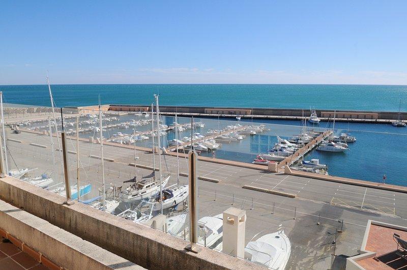 Vistas do mar