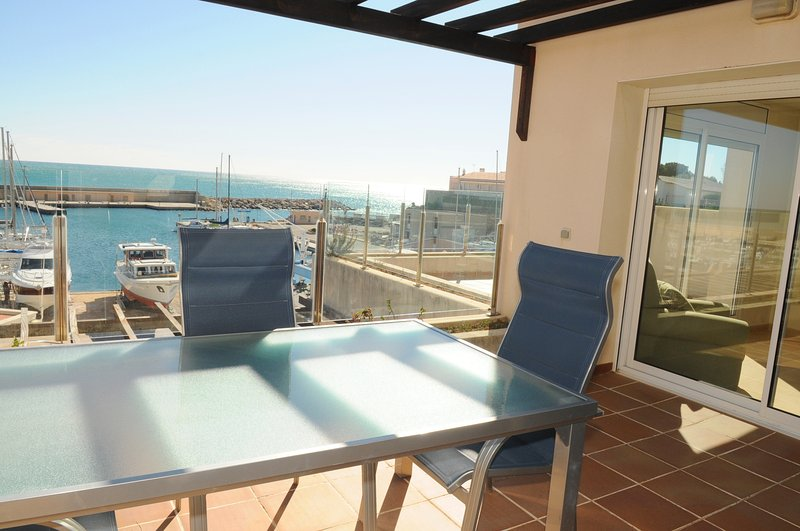 Residencial Marina del Port 36, vacation rental in Calafat