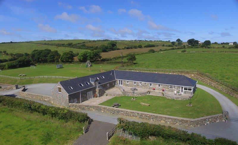 One of two spectacular cottages on the beautiful Llyn Peninsula