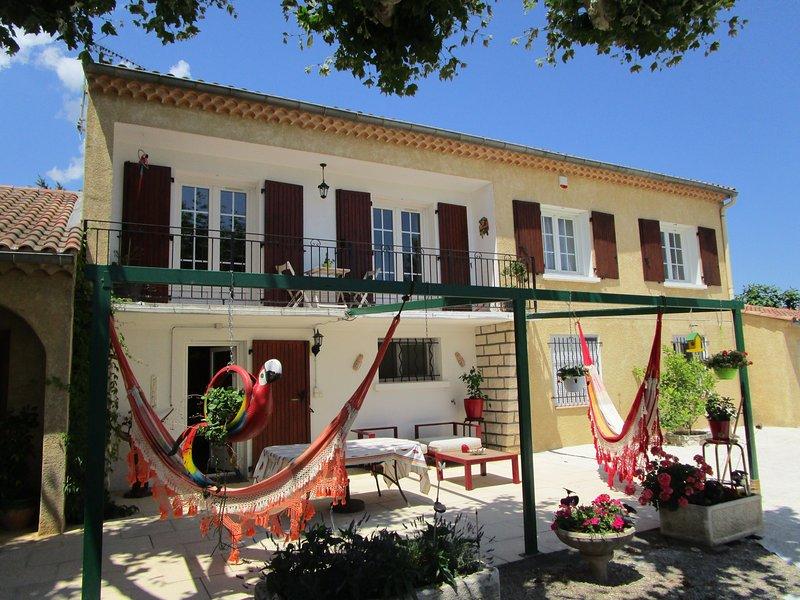 RAIO DE SOL PROVENCE, vacation rental in Aramon