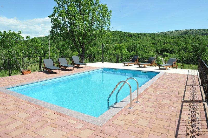 maison de vacances avec piscine - Villa Tijara, Croatie
