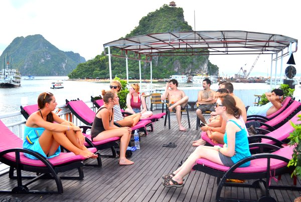 Halong fantasea cruise, vacation rental in Halong Bay