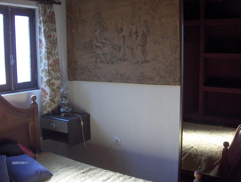 Habitación con cama 200X140 cm