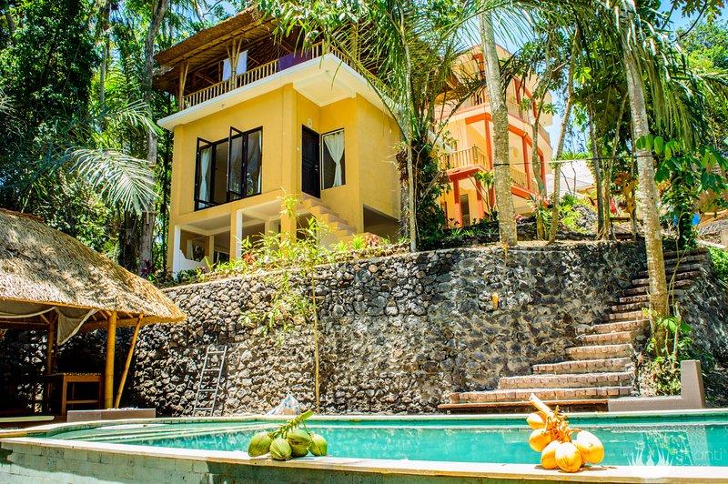 SHANTI TOYA resort and retreat centre, vacation rental in Abiansemal