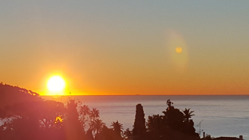 COTE' D'AZUR  Costa Azzurra  Montecarlo Monaco  Rpquebrune cap s Martin, vacation rental in Roquebrune-Cap-Martin
