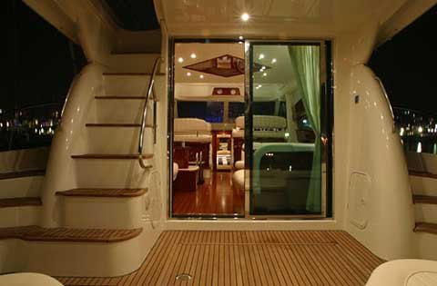 Boat accommodation in ACI marina Split, holiday rental in Split