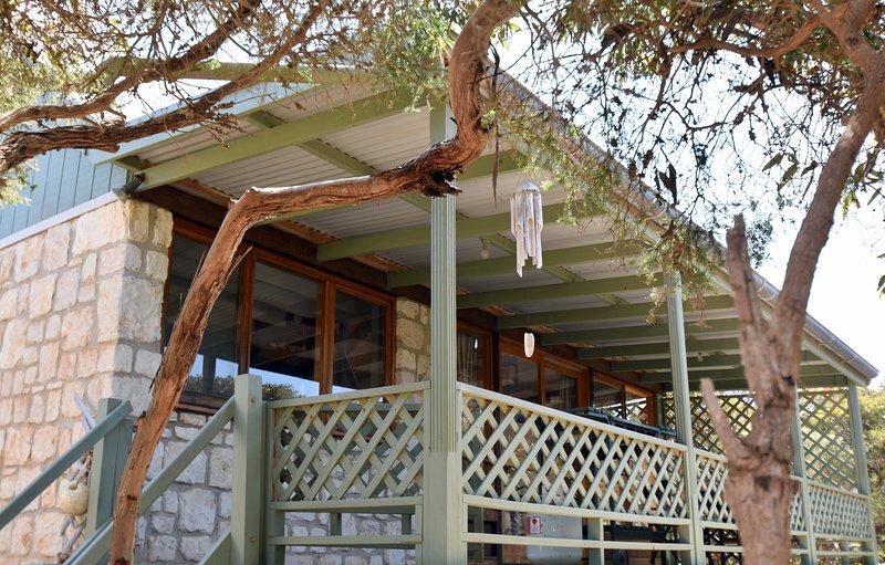 Green Gable Cottage Kangaroo Island, vacation rental in Parndana
