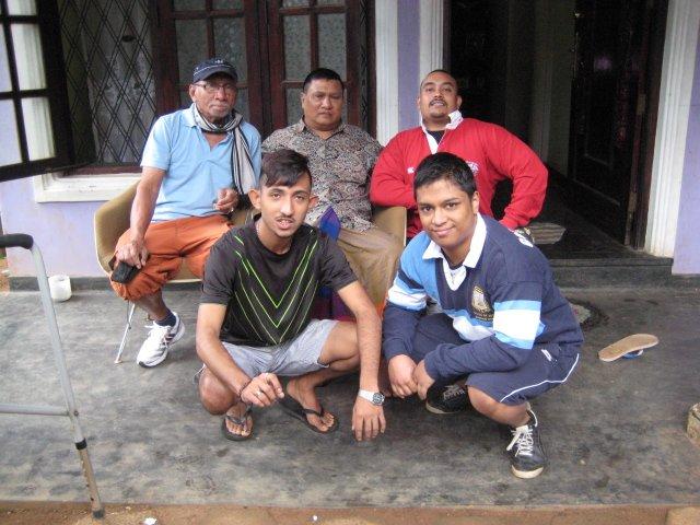Sharmila Villa Home stay Matale  Sri Lanka, holiday rental in Elkaduwa