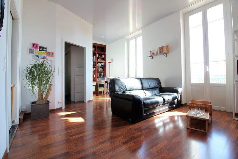Bel Appartement Vue mer / 3 Pièces / Monaco, Ferienwohnung in Monaco