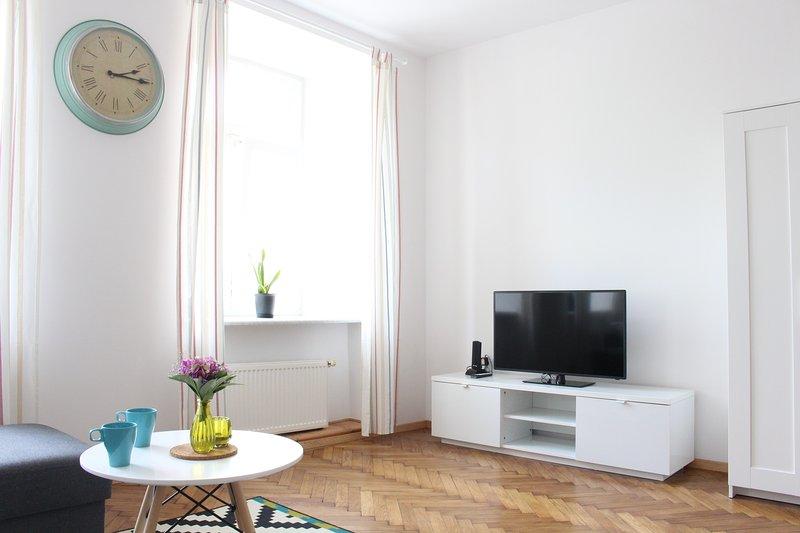 Apartamenty Krakowskie 36 Lublin - Single One, alquiler de vacaciones en Este de Polonia