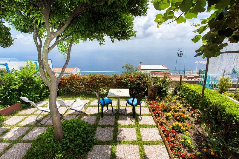 iL RIFUGIO DI ELA  Emanuela, vacation rental in Fiordo di Furore