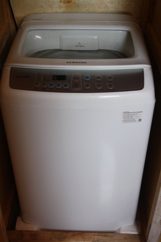 washer available