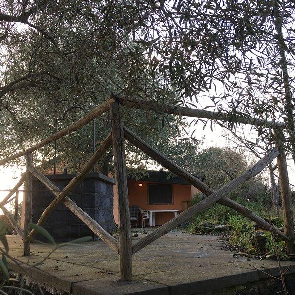 Casa Vacanze Tenuta dei Cavalli sull' Etna, holiday rental in Adrano