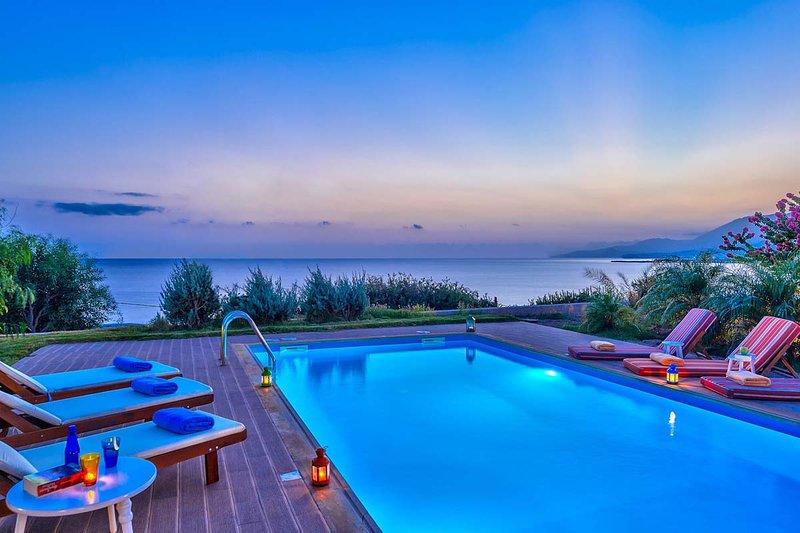 Villa Festos, location de vacances à Ierapetra