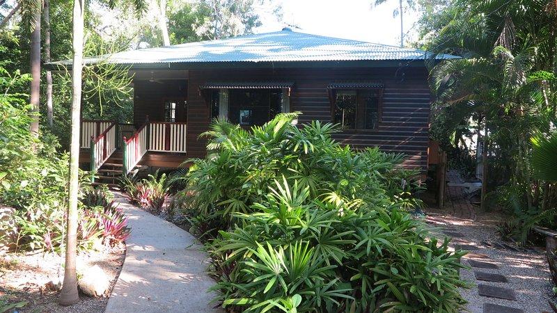 Calypso House  - Arcadia, QLD, holiday rental in Arcadia
