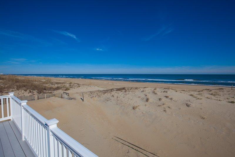 Banister,Handrail,Beach,Coast,Outdoors
