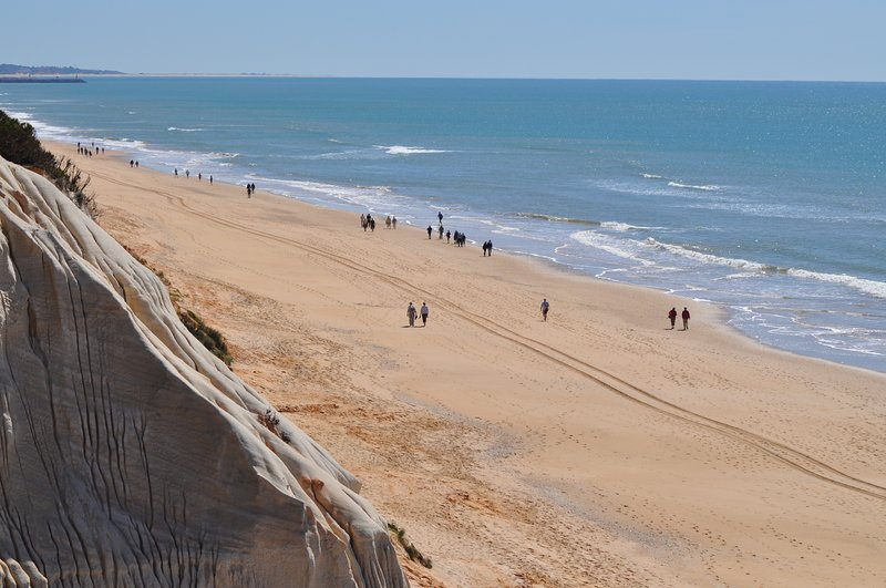 Falesia Beach nearby - a 10 minute drive