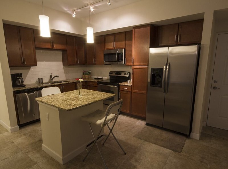 Beautiful and spacious apartment with all the comforts for your stay