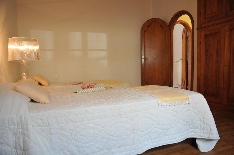Villa Collina del Sole - primeiro andar Twin