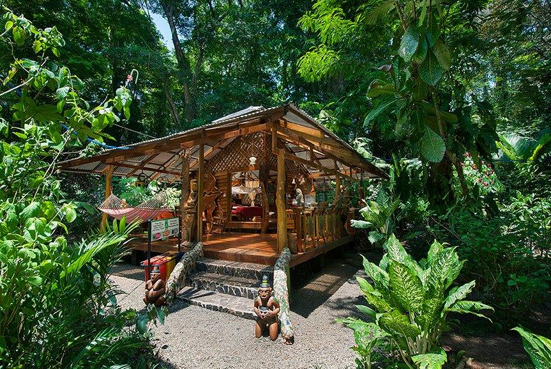The Dream Nature House of Congo Bongo EcoVillage Costa Rica., holiday rental in Manzanillo