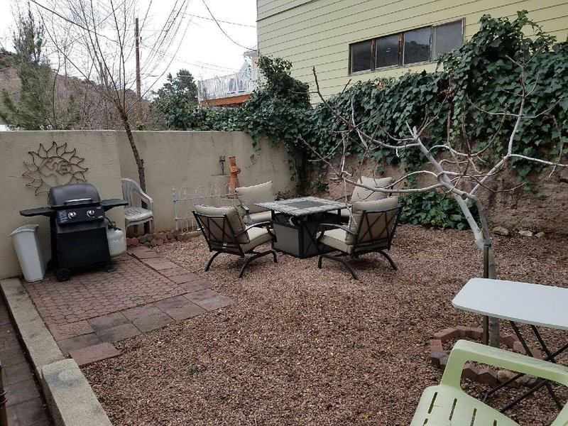 Quarry Canyon Cottage, vacation rental in Bisbee