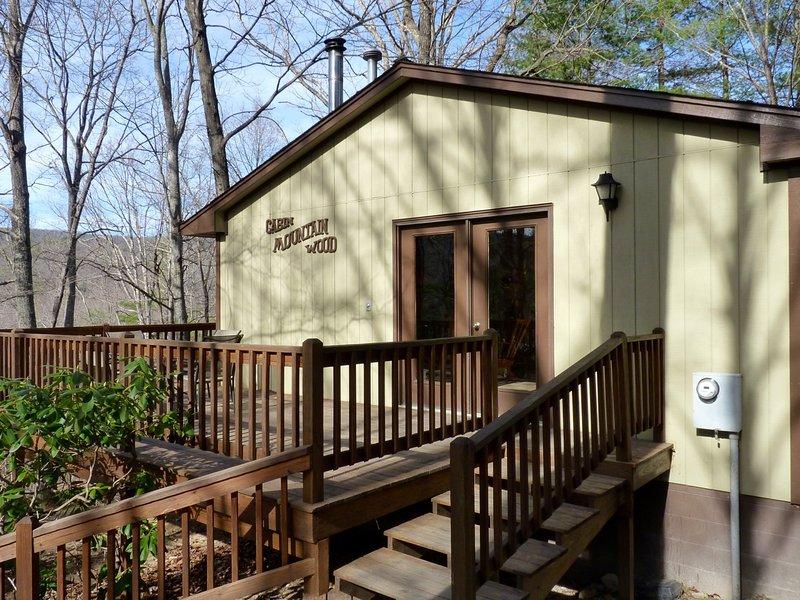 Pet Friendly 2br Cabin In Blue Ridge Mtns Of Va Updated