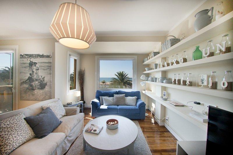 La Terrace - Iberorent Apartments, casa vacanza a Pasajes