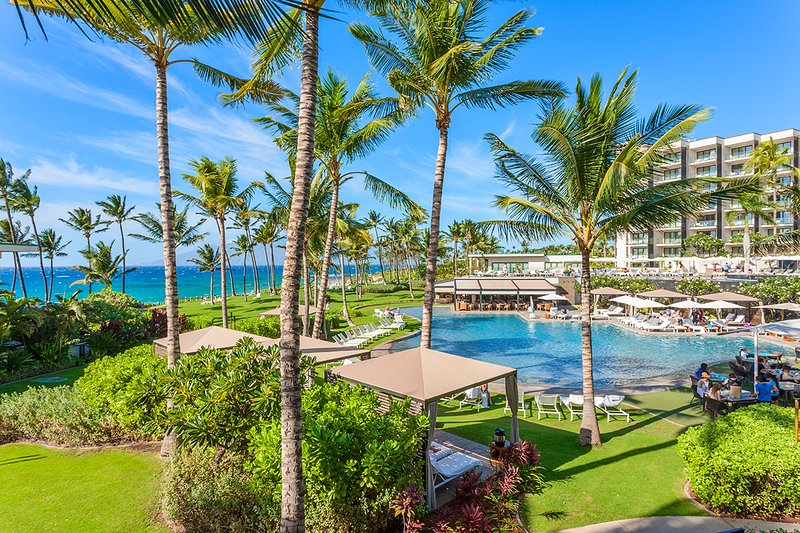 SeaSpirit Villa 811 at Andaz Maui at Wailea Resort, holiday rental in Kihei
