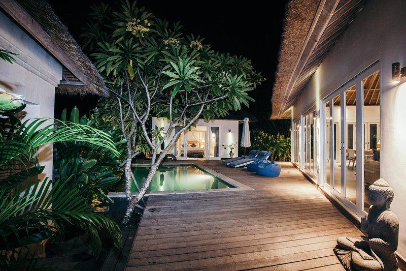 Beautiful one bedroom Villa at Sandy Bay, holiday rental in Nusa Lembongan