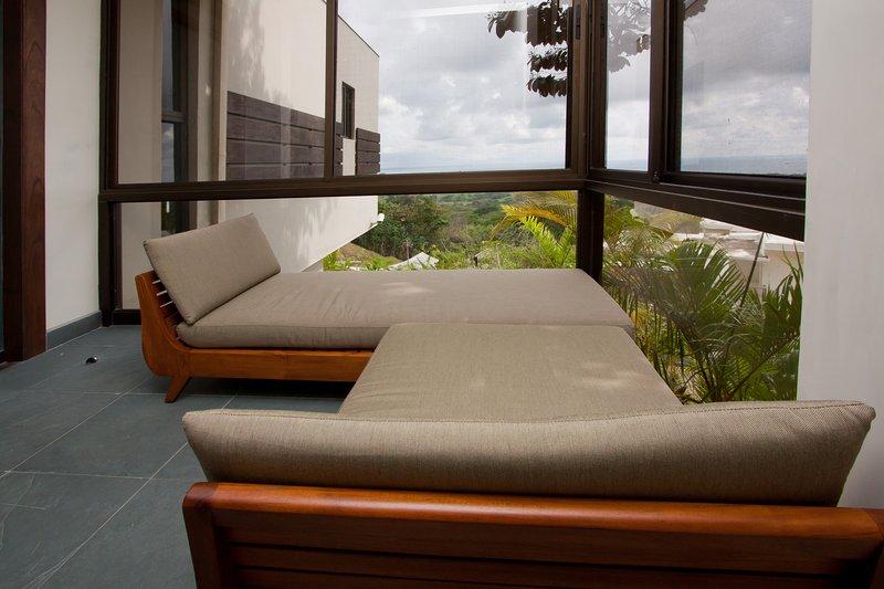 sala de estar de la Suite Master Johanna