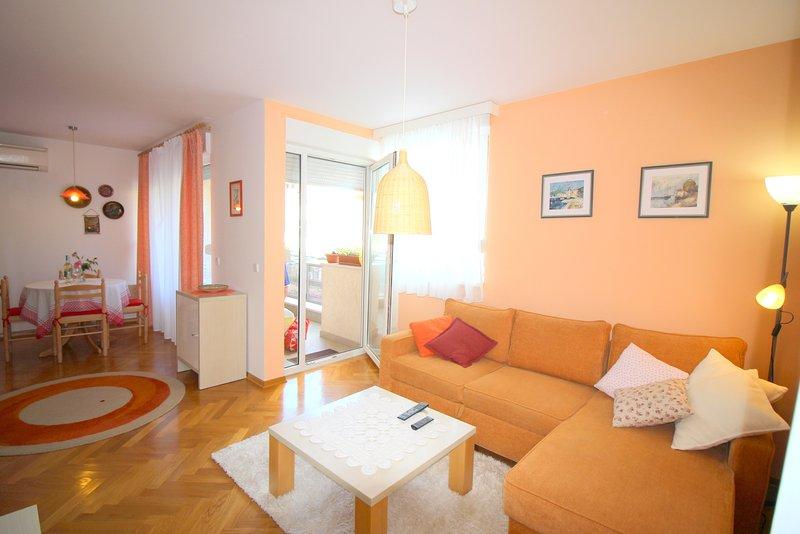 Apartment Vojka for 2-3 persons in centre of Porec, location de vacances à Porec