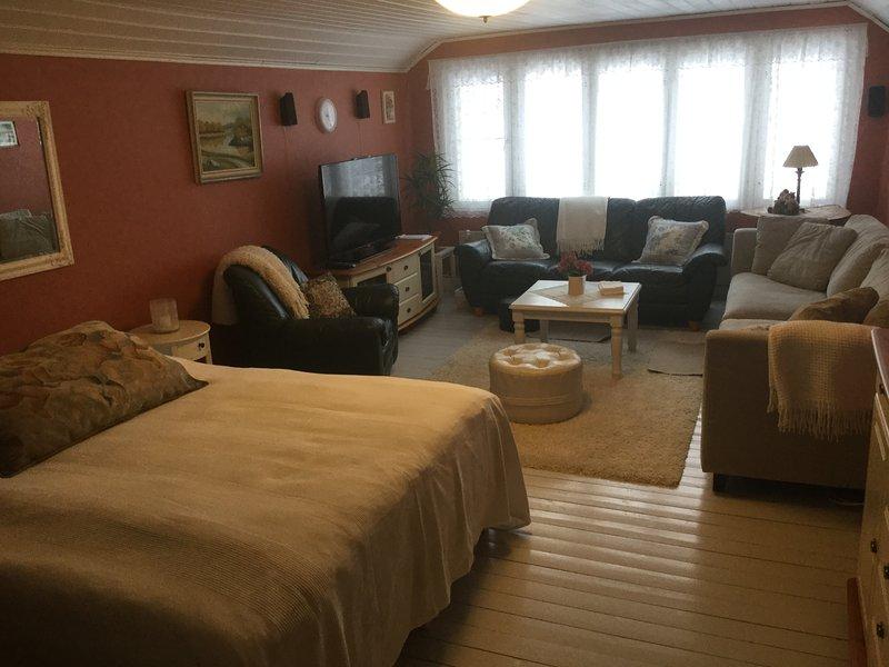 Rusthollin vintti, location de vacances à Satakunta