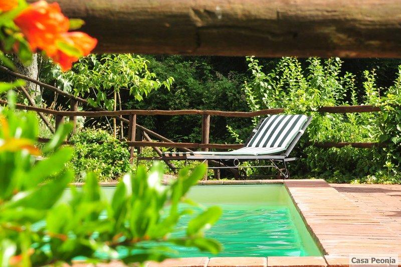 Casa Peonia, location de vacances à Preggio
