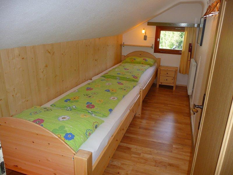 letti non basta? Piccola camera da letto separata - letti d'emergenza a sufficienza? Piccola camera da letto a parte