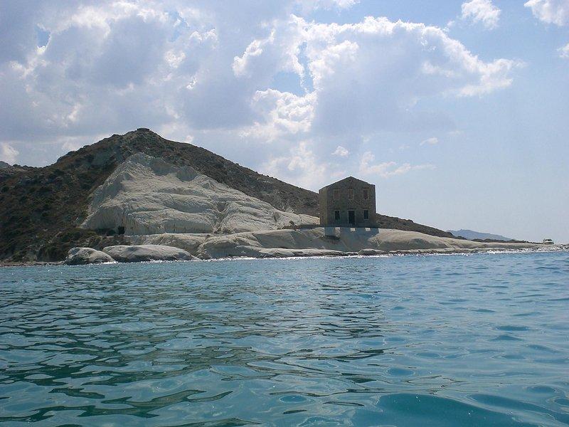Attico Panoramico San Leone Agrigento, alquiler de vacaciones en Agrigento
