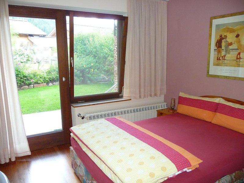 Piccola camera da letto - camera piccola (letto 140x200)