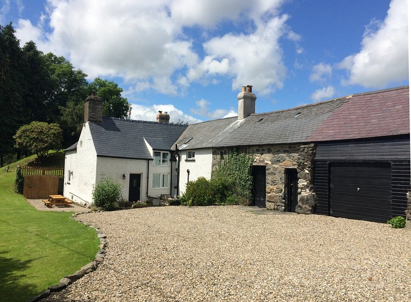 Pen Y Bont Farmhouse, vacation rental in Bala
